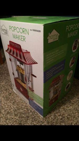 UNOPENED popcorn maker