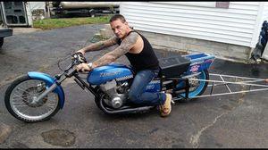 Kawasaki H2 Drag Bike Motorcycles In Torrington Ct Offerup