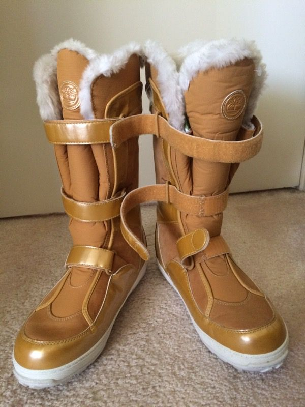 Timberland women winter boots size 10 ( Clothing & Shoes ) in ...