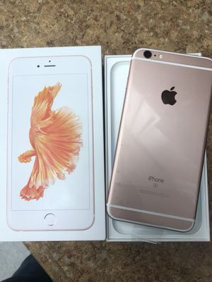 AT&T / CRICKET NEW iphone 6s plus 32gb $450