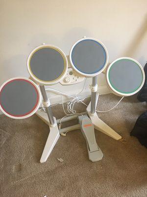 Rockband-Drum and Guitar