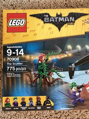 New Lego Batman