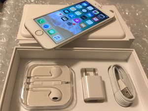 iPhone 6,64 GB, excellent condition factory unlocked