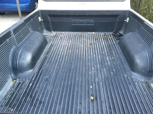 Bed Liner For Toyota Tacoma 97 Auto Parts In East Palo