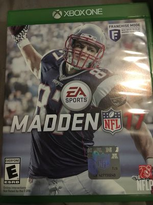 Madden 17 🏈 in great condition