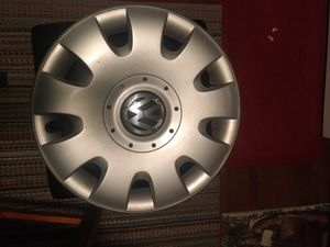 Volkswagen Original Hubcap/ Wheelcover