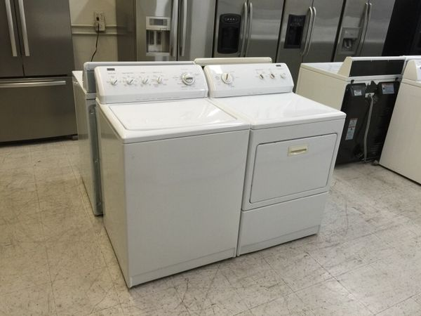 kenmore elite oasis washer and dryer. kenmore elite washer and gas dryer set (large size capacity) oasis