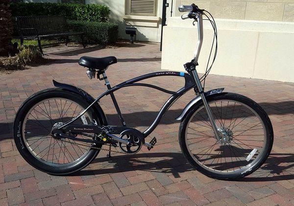 Kustom Kruiser Dyno Moto Glide Cruiser Bicycles In Ponte Vedra