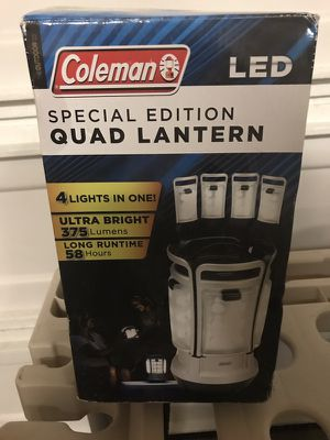 Coleman LED lantern special edition