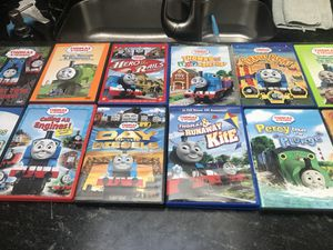 Thomas&Friend DVD series 13 pcs