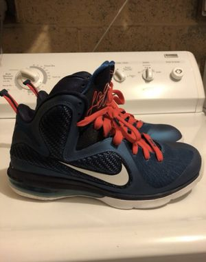 "Lebron 9 ""Swingman"" send Offers Price is negotiable"