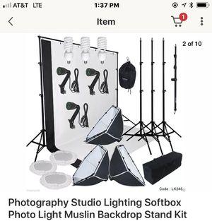 Photography Home Studio