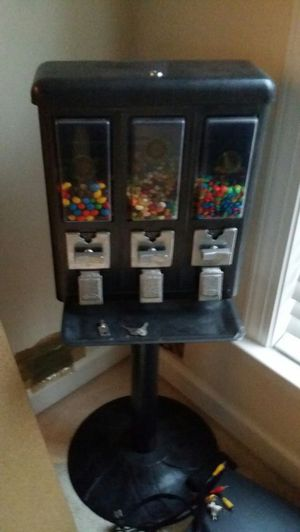2 Candy Machines and 1 for parts