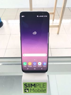 Samsung Galaxy S8 Orchid Gray Unlocked
