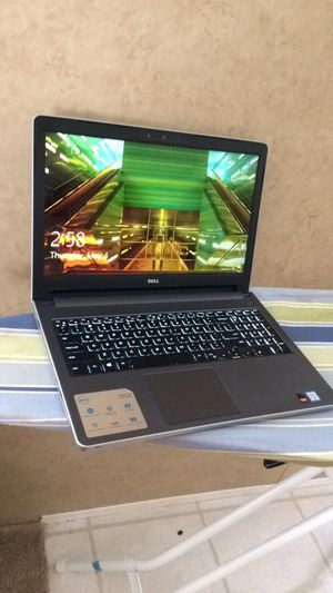 2016 Dell Inspiron 15, 5000 series laptop