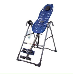 Brand new EP 560 inversion table with dvd
