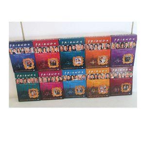 Friends complete 10 seasons
