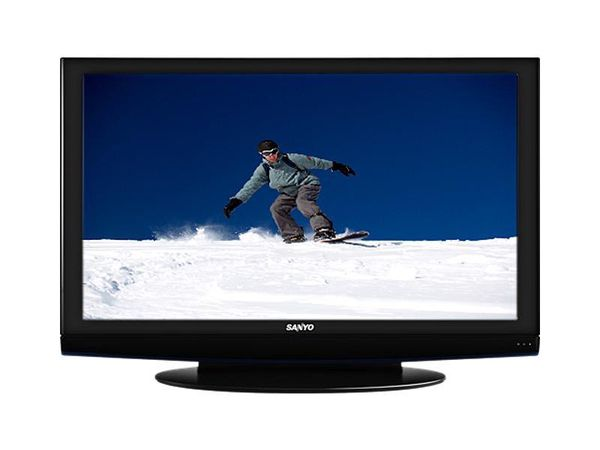 "Sanyo 50"" TV"