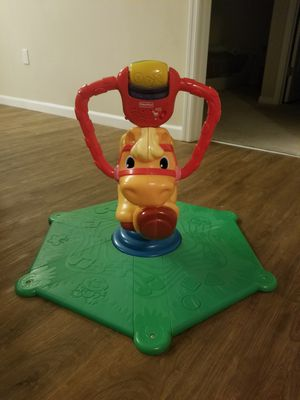 Bounce spin fisher price