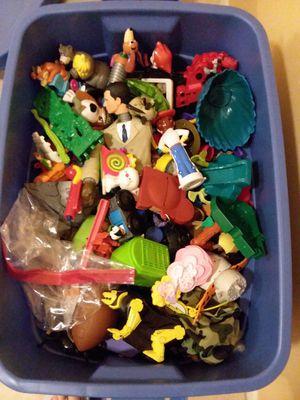 Last day mc donalds toys