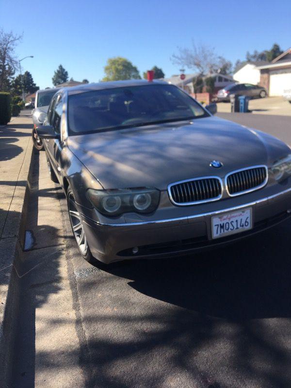 BMW LI LI Cars Trucks In Union City CA OfferUp - 745 bmw li
