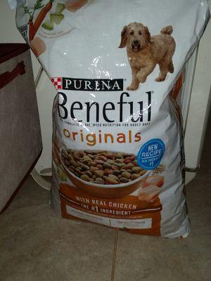 15lb bag of dog food
