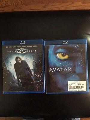 2 BluRay Movies