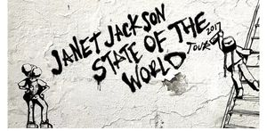 2 Janet Jackson tickets