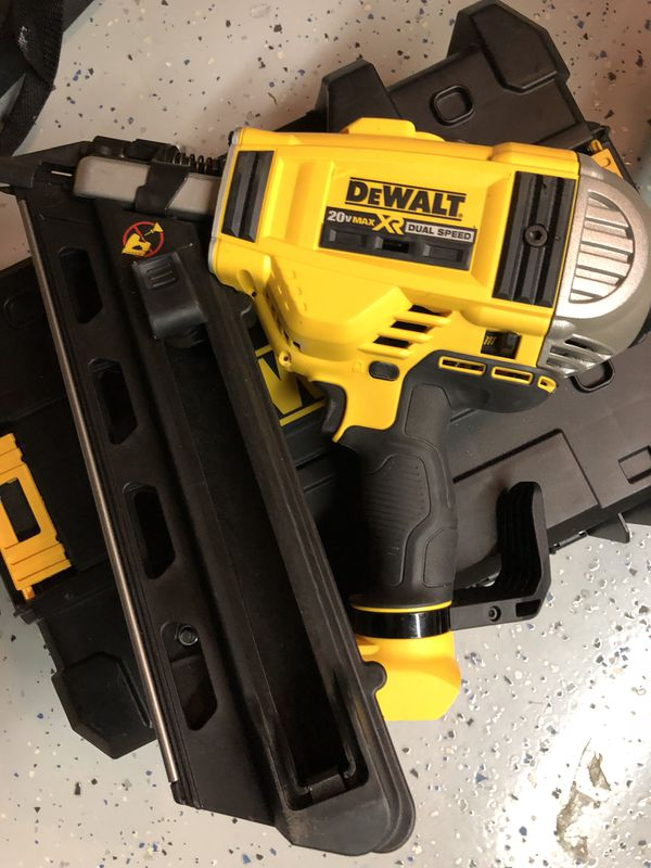 Dewalt Cordless Nail Gun Manual – Best Nail 2018