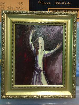 Alice Long Acrylic