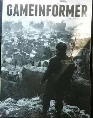 Game Informer Magazine September 2017 Issue 293 - Call of Duty WII