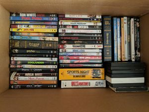 Over 100 DVDs - Breaking Bad, Lord of the Rings, Star Wars