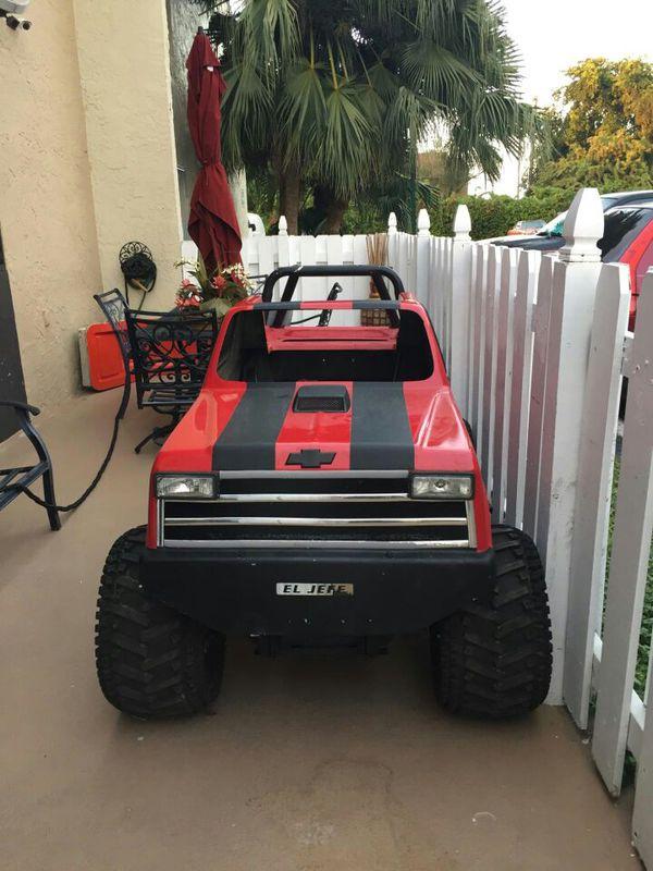 Mini monster truck go kart (Cars & Trucks) in Homestead, FL - OfferUp
