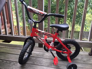 Boys bike 12 inch wheels