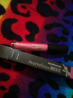 Bare minerals lip gloss
