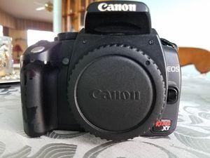 Canon EOS Rebel XT