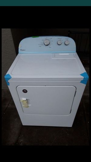 New. Washer and Dryer Machine Whirlpool Set