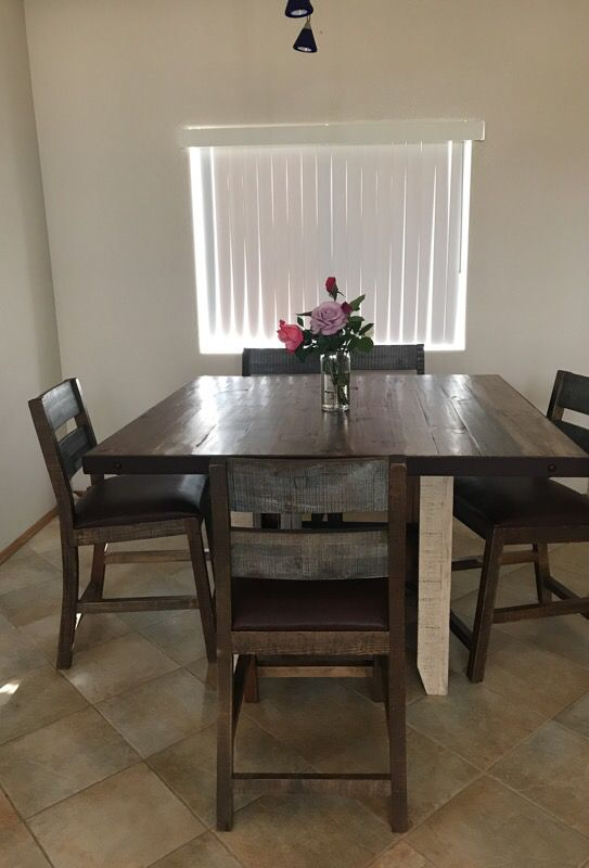Table With 6 Chairs Furniture In San Diego CA