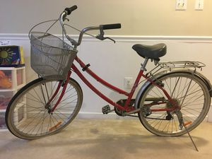 Oxford woman's bicycle