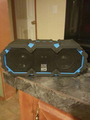 Altec Lansing Life Jacket 2 Portable Speaker - Bluetooth - blue