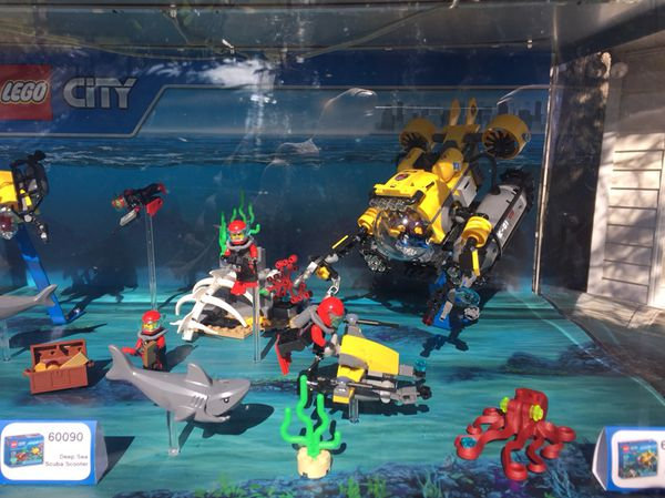 LEGO store display (Games & Toys) in Clarksville, TN