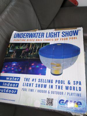 Under water light