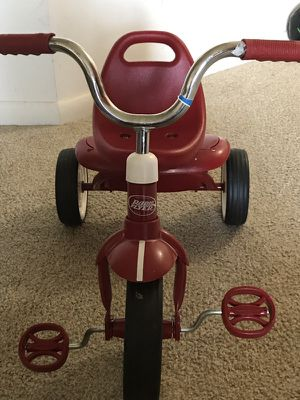Radio flyer tricycle Red