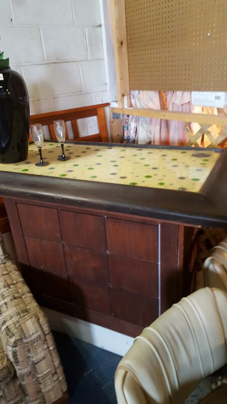 Bar With Acrylic Top Furniture In Lexington Ky Offerup