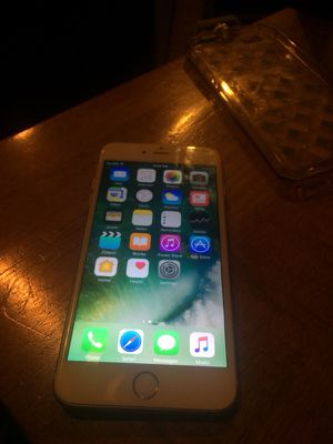 iPhone 6 Plus for sale!!UNLOCKED!!!