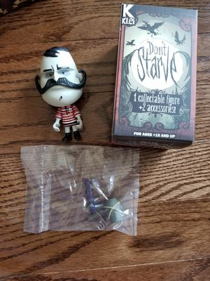 Don't Starve collectible figure: Wolfgang