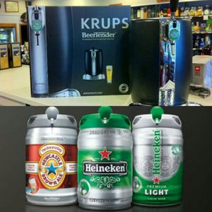 Krups Beertender Dispenser