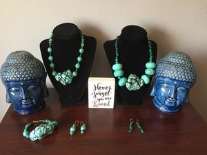Handmade Jewelry/ Turquoise Love 2 Additions
