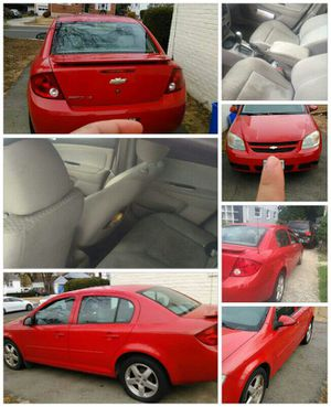 2005 red chevy cobalt