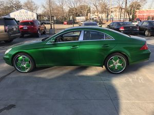 2008 candy Cls 550